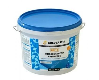 Стекло натриевое GOLDBASTIK BN 13.4,5 кг