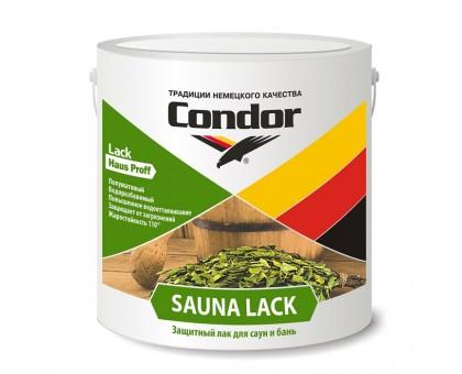 Лак ВД Sauna Lack (Сауна Лак, банка 2,3кг)