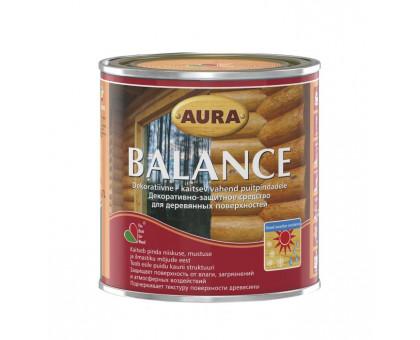 Aura Balance 0,7 л Декор.защитное ср-во для древесины Эстония