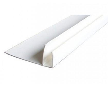 Профиль F-образный ПВХ 10ммх3,0м