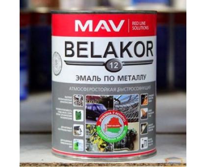 Эмаль BELAKOR 12 по металлу небесно-голубой 1,0л/0,9кг