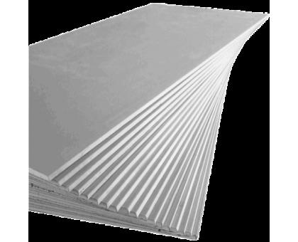 Плита гипсовая строительная 2500х1200х12.5мм. РБ